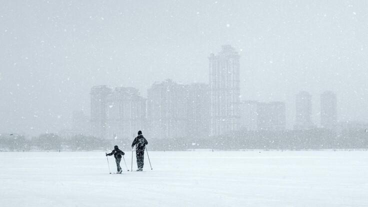 Йдуть хуртовини і дощі: синоптики розповіли, кого найбільше засипле снігом