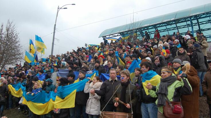 Украинцы из разных регионов могут быть в одном окопе — Дробович о Дне Соборности