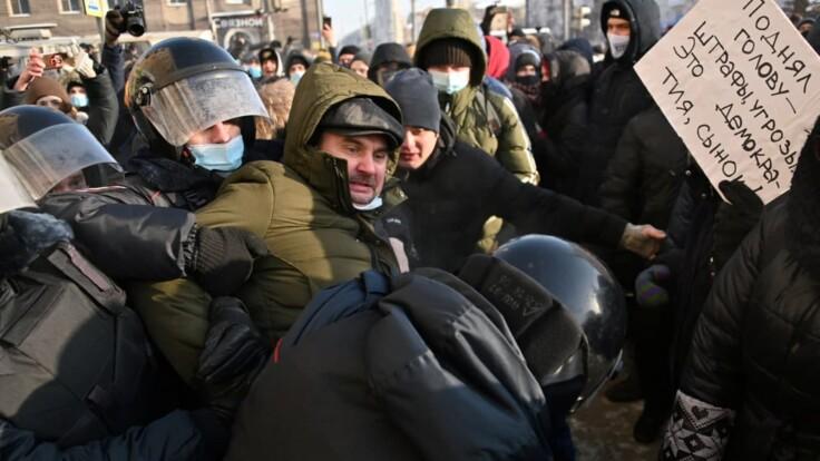 """""""Якщо Навального вб'ють"""": у Росії озвучили радикальний сценарій протестів"""