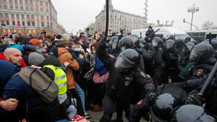 Враг моего врага мой друг — в МИД отреагировали на протесты в поддержку Навального
