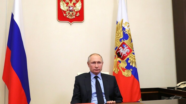 """""""Стыдно за политическую нацию"""": политолог сравнил Путина со Сталиным"""