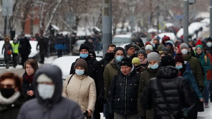 """""""Власть в России действует жестко"""": экс-министр назвал последствия протестов для Украины"""