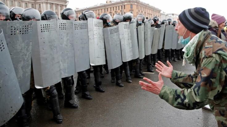 """""""Нужен раскол элит"""": политолог рассказал, будет ли эффект у протестов в России"""