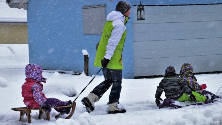 Украинунакроют сильные снегопады: названы области