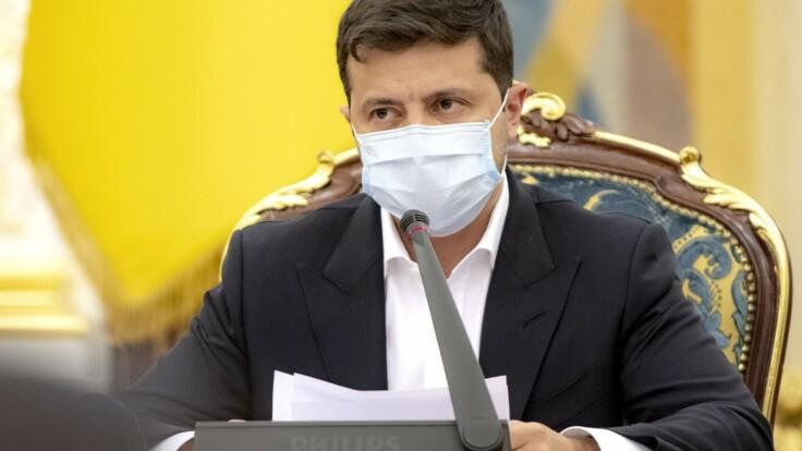 В Минздраве сказали, вакцинируют ли Зеленского от коронавируса