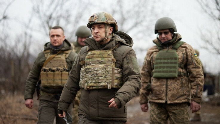 """""""Происходит смена подходов"""": политолог о поездке Зеленского на Донбасс"""