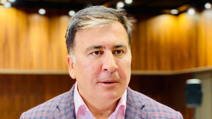 """""""Покончим с коррупцией за три недели"""": Саакашвили о своей реформе"""